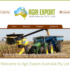 Agri Export Australia Pty Ltd