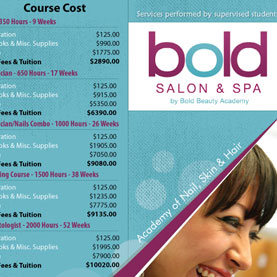 Bold Saloon and Spa