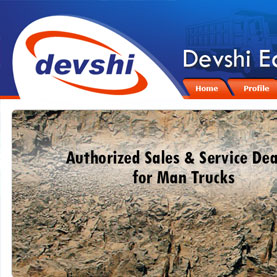 Devshi Earth Movers Pvt. Ltd.