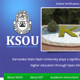 KSOU Mysore Education