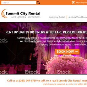 Summit City Rental