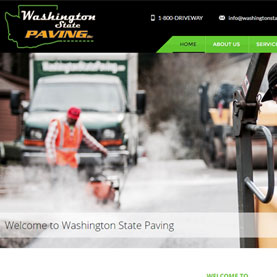 Washington State Paving LLC
